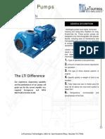 7. Centrifugal Pumps (T-60015)