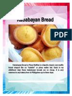 Kababayan Bread.docx