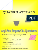 Quadrilateral s