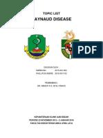 Raynaud Disease - Makalah.docx