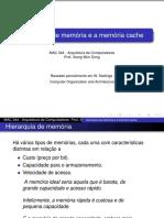 Slides04 Cache Memory