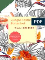 Jungle Uitnodiging Definitief Met Daghap 5eu