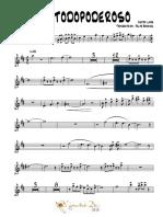 Todo Poderoso - Trumpet in Bb