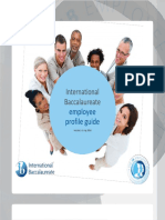 Ib Employee Profile Guide 2018 En