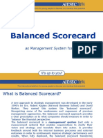 Balanced Scorecard for AIESEC