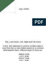 SQL joins.odp
