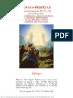 ¡Son Dos Profetas! Deuteronomio 18-15-19