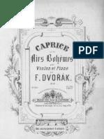 Dvorak Caprice for Violin