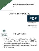 decreto disertacion