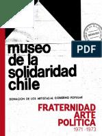 2013. Catalogo Museo de la Solidaridad 40 años, Fraternidad, Arte y Politica Chile 1971-1973.pdf