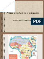 África dos Reinos Islamizados