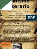 Cubismo Literario