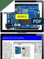 Basics of Arduino_Chapter 3