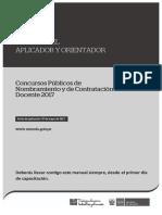 Manual Ednom 2017