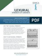 ENews TECH Tip 16 - Flexural Strength of Concrete