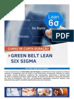 Projeto - Green Belt Lean Six Sigma