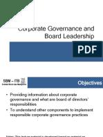 03. Gcg and Board Leadership