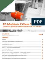 Book RF Admitncia x Chave Capacitiva Garantindo Qualidade Da Sua Indstria