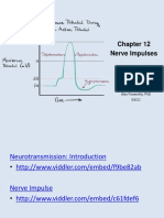 Nerve Impulses - ESCC Summer 2018