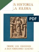 Autores Varios. - Nueva Historia De La Iglesia - Tomo 1 [1964].pdf