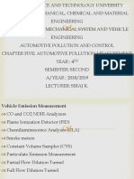 Chapter 5 Automotive Emission Measurement