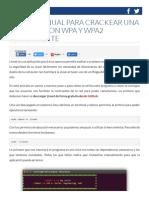 Www Redeszone Net Seguridad Informatica Linset Manual Para Crackear Una Red Wi Fi Con Wpa y Wpa2 Rapidamente