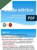 óxido nítrico generalidades