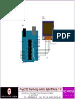 Schematics Nokia LCD 5110