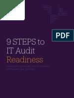 eBook 9 Steps It Audit Readiness