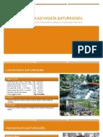 Hasil Survei Lokasi Wisata Baturraden