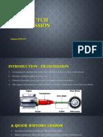 Praful Rawat Dual Clutch Transmission