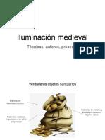 Iluminación Medieval