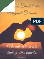 Candidiasis Vaginal Cronica- No Estas Sola y Como Vencerla