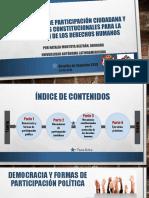 Mecanismos de Participación Ciudadana Diapositivas