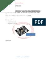 Sensor Warna Dg Arduino