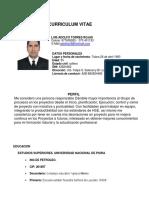 Cv Luis Adolfo..