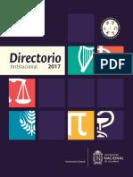 Directorio Unal 2017