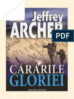Jeffrey Archer - Cararile Gloriei