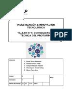 5.- Taller N° 5_ Consolidación Técnica del Prototipo (1)