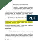 Planificación estratégica- Campoverde