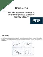 0 Correlation