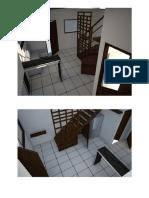 Bedroom 1 - Sir Robert's Living Room
