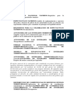 C-889-12 Estado Unitario y Autonomia