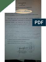 Denuncia de Acevedo Díaz contra Salzman, Coceramic