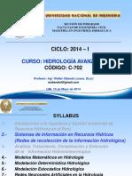SISTEMA DE INFORMACIÓN EN HIDROLOGIA.UNI