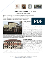 Programma Busto Arsizio - ART NOUVEAU WEEK 2019