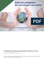 La Méthode Des Polyglottes