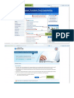 PF Online Payment