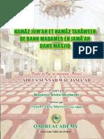 Namaz Jumu'ah et Taraaweeh de bane madames en Jama'ah dans Masjid.pdf