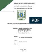TRAMITE GESTION ADUANERA TRABAJO.docx